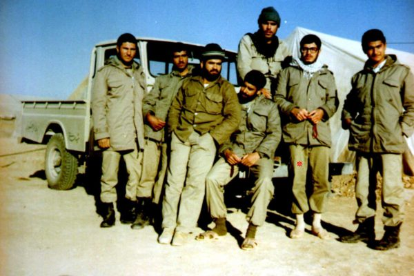 سردار سید محمود حسینی پور