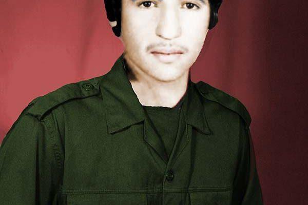 شهید محمود ابوطالبی