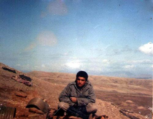شهید حسین ابراهیم زاده