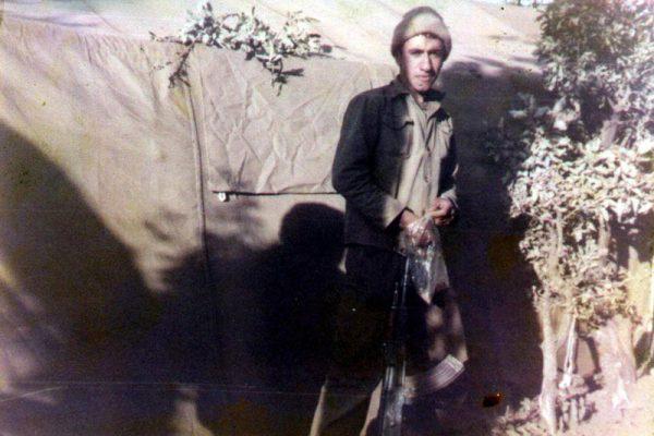 شهید محمد رضا پور دهستانی اردکانی