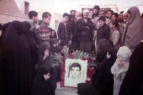 شهید علی حسینی پور