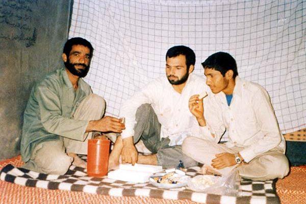 شهید محمود حیدری کوشکنو