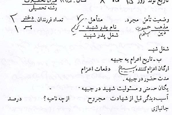شهید یوسف دودی