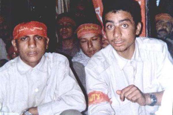 شهید محمود دهستانی اردکانی