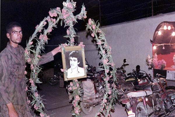 شهید محمد رضا رحمتي احمد آبادي