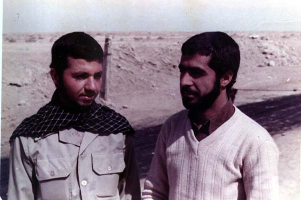 شهید محمود صحرايي