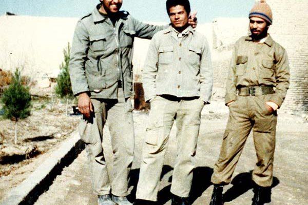 شهید مهدي رضا زاده