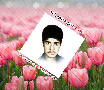 تصویر شهید حسن محمودزاده