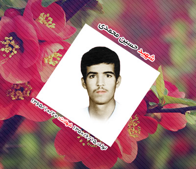 شهید حسین محمدی احمدآبادی