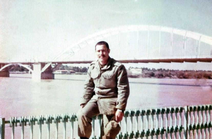 شهید محمود محمدی احمدآبادی