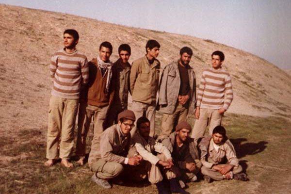 شهید علی غلام پور
