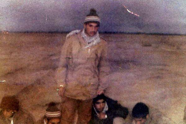 شهید احمد فتاحي اردکاني