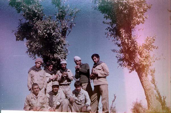 شهید حسين فتاحي اردکاني