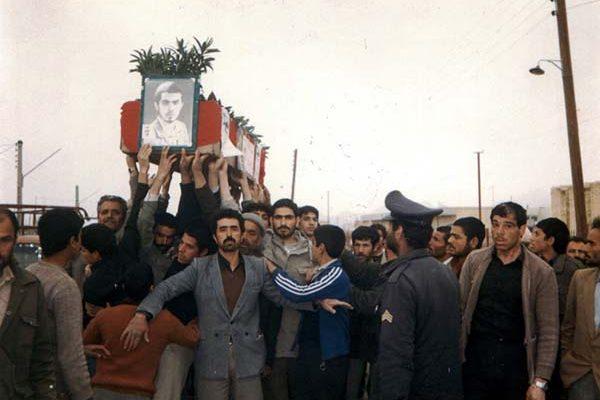 شهید محمد آقا فرهمندي شهر بابک