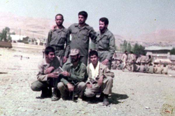 شهید حسين فضلي احمد آبادي