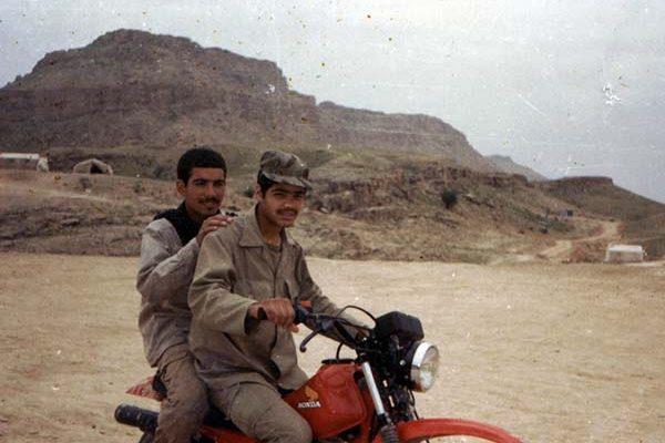 شهید جواد قربانزاده شریف آباد