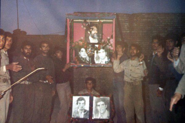 تصویر شهید احمد محمودی احمدآبادی