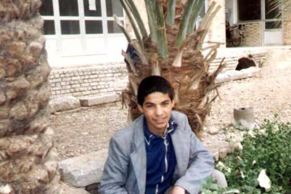 شهید عباس مروّتی شریف آباد