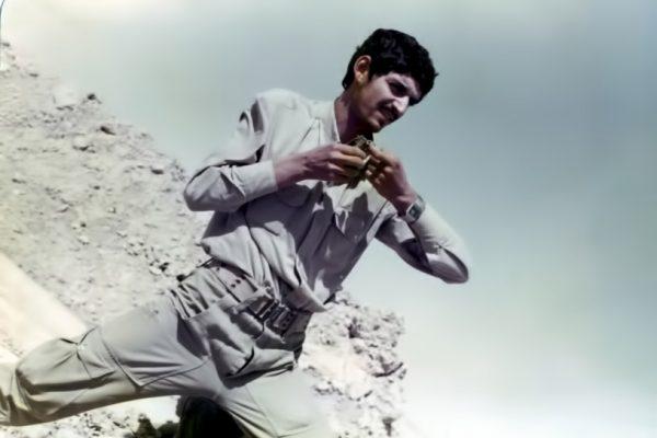 شهید محمدرضا مهدیزاده