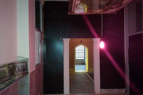 فضا سازی زمان رضا خان