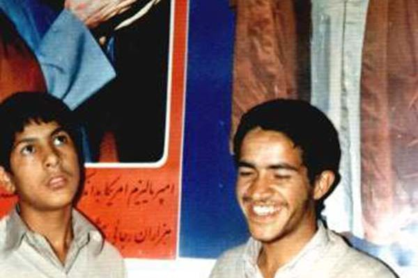 شهید علی موتاب بفروئی