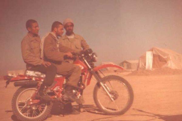 جانباز شهید حسین ذبیحی