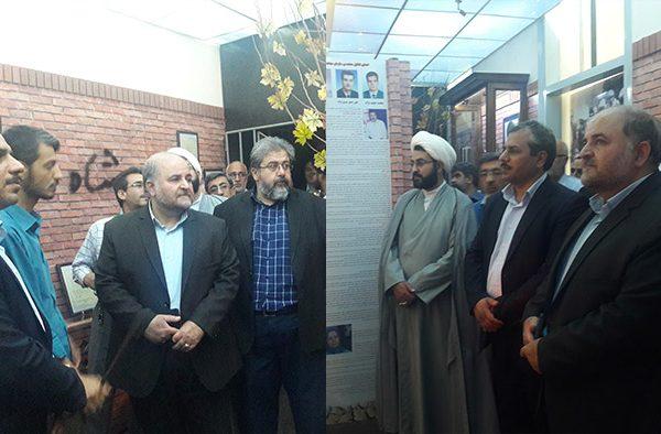 مدیرکل و معاونین کمیته امداد خمینی (ره) استان یزد