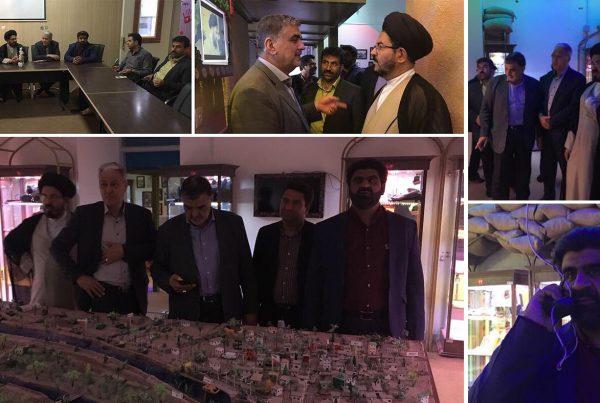 بازدید اعضای شورای شهر اردکان